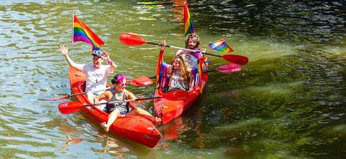 Benefits of Canoe Clubs