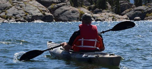 Featured image Three Essential Things Novice Paddlers Need to Do Wearing a PFD - Three Essential Things Novice Paddlers Need to Do